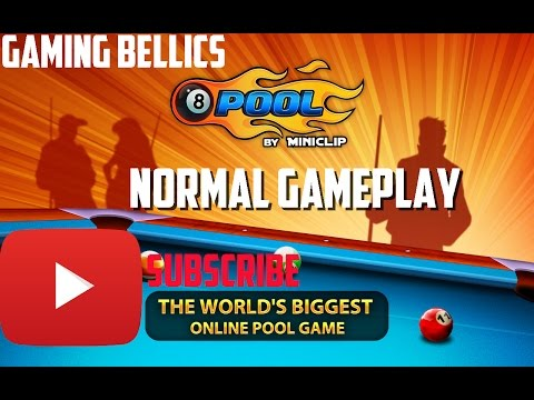 8 ball pool Moscow 1k match  I Gaming Bellics