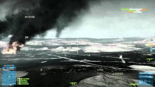 Battlefield 3 Chopper Gunner + TV Missile