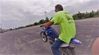 Riding The Dirt Bikes With Fred! Full Trip
