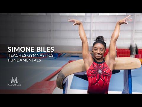 Simone Biles Teaches Gymnastics Fundamentals | Official Trailer | MasterClass
