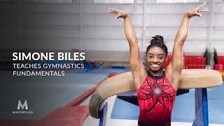 Simone Biles Teaches Gymnastics Fundamentals | Official Trailer | MasterClass