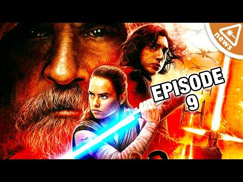Will Star Wars Time Jump in Episode 9? **SPOILERS** (Nerdist News w/ Jessica Chobot)