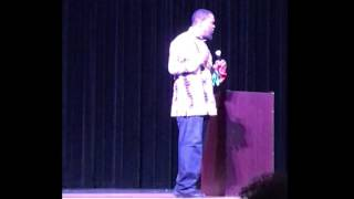 """Dr. Umar Johnson """" All White People Are Racist"""" [2017]"""