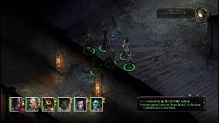 Pillars Of Eternity PS4 Lets Play Part 52 We Meet Galvino