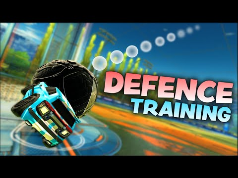 The 5 BEST Training Packs for DEFENSE in Rocket League