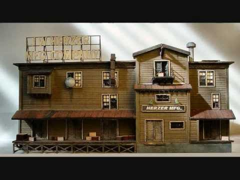 BEAUTIFUL N-SCALE BUILDINGS wmv