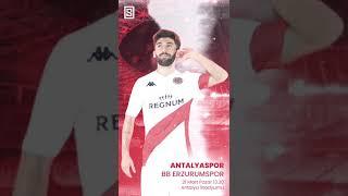 21.03.2021 match day Antalyaspor vs. Erzurumspor