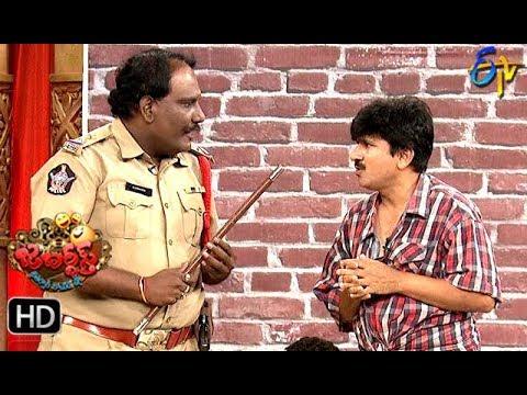 Rocket Raghava Performance | Jabardasth | 31st October 2019    | ETV  Telugu