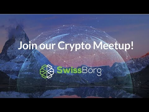 SwissBorg Meetup: HQ