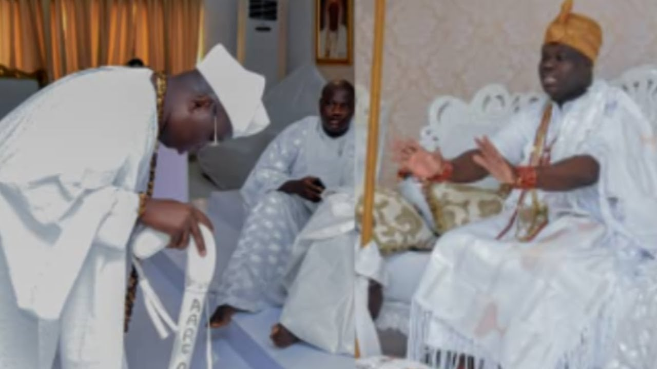OBA ADEYEYE AND OTHER YORUBA KINGS CAN NEVER BE DISRESPECTED.GANI ADAMS