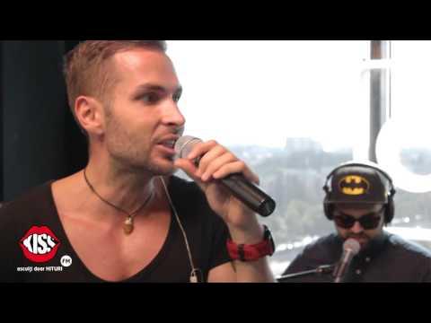 Randi - Spune tu (live @ Kiss FM)