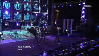 MBLAQ - Y, 엠블랙 - 와이, Music Core 20100814