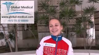 Юлия Антипова - Фигуристка сборной России выличилась от анорексии