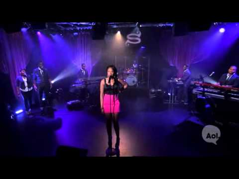 Jennifer Hudson - Where You At LIVE @ AOL Sessions