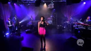 Jennifer Hudson - Where You At LIVE @ AOL Sessions