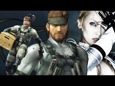 Top 10 Metal Gear Solid Facts You Probably Didn't Know