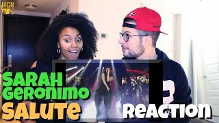 Sarah Geronimo - Salute (Little Mix) Reaction