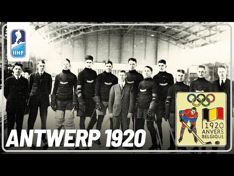 100 years of Olympic and World Championship ice hockey