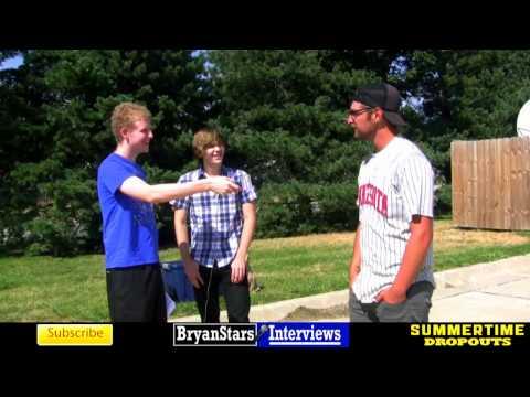 Summertime Dropouts Interview David Erickson 2012