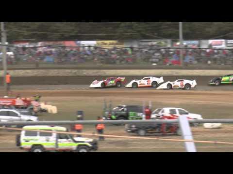 Super Sedans Heat 2 Latrobe Speedway 5/12/15