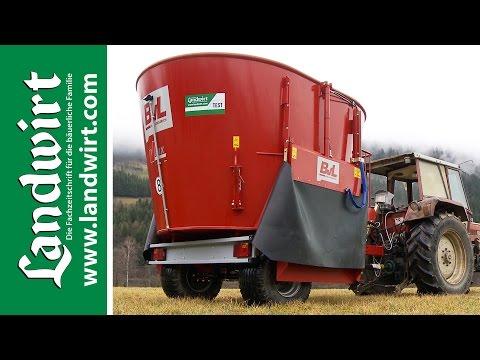 BvL Futtermischwagen V-Mix Plus 10N-1S | landwirt.com
