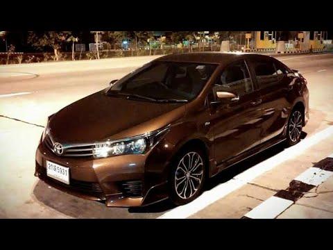 Toyota Corolla Altis 1.8ESport - Clip01