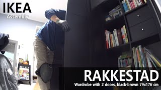 How to Assemble IKEA - 이케아 RAK…