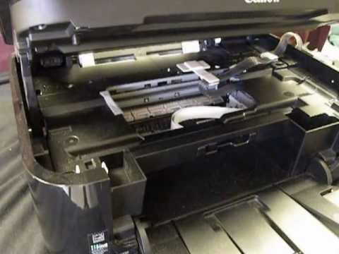 CANON CONTINUOUS INK SUPPLY SYSTEM CIS REPAIR AND MAINTENANCE INSTRUCTIONS