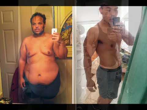 ДО и ПОСЛЕ похудения у мужчин