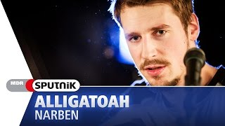 Watch Alligatoah Narben video