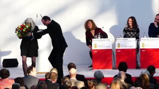 Brigitte Döbert | »Die Tutoren« | Preis der Leipziger Buchmesse | Leipzig | 17.03.2016(, 2016-04-17T00:24:32.000Z)