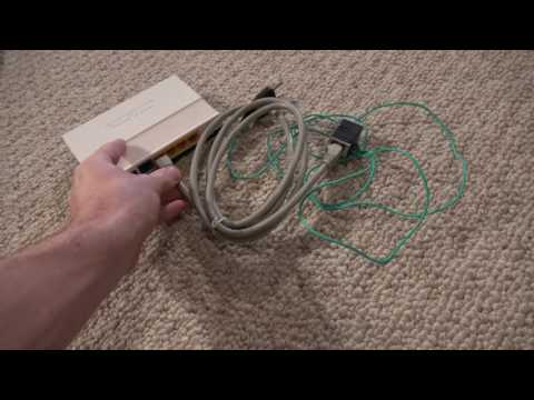Ethernet Grounding Adapter By ElectraHealth.com