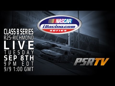 2015 NASCAR iRacing Night - NiS B: Richmond