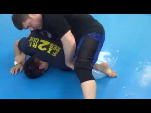 LATEST Catch Jitsu Wrestling Grappling Style Jiu-jitsu Techniques!