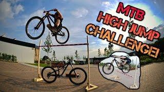 MTB HIGH JUMP CHALLENGE!