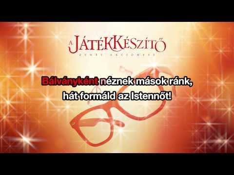 A Játékkészítő - Babaház soul (Karaoke verzió)