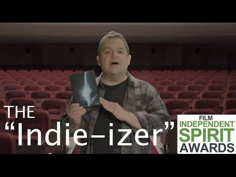 Full Indie Izer Sketch From 2014 Spirit Awards W Patton Oswalt
