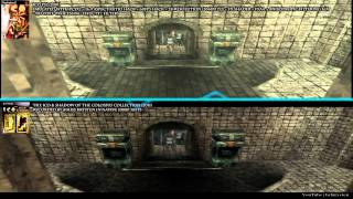 [PCSX2 VS PS3] Ico PCSX2 VS The Ico & Shadow of the Colossus Collection PS3 2K 60fps
