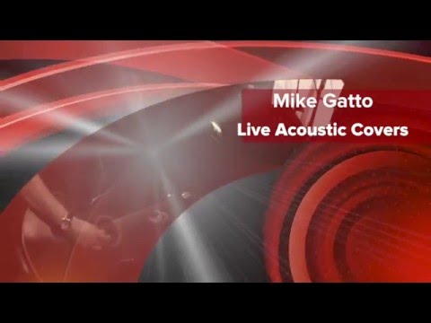 Your Song - Elton John (Mike Gatto Live Acoustic Cover)