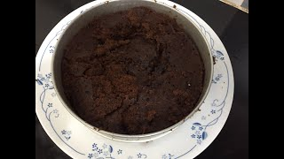 Eggless chocolate cake with out oven/Chocolate Biscuit Cake