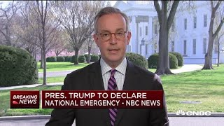 Coronavirus: President Donald Trump intends to declare national state of emergency: NBC