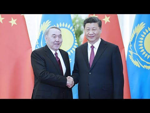 President Xi expects new progress in China-Kazakhstan ties