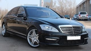 Mercedes-Benz W221 CHEATING !!!