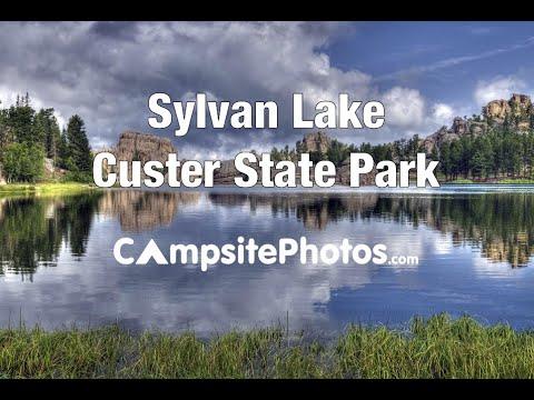 Sylvan lake campground custer state park south dakota for South dakota out of state fishing license