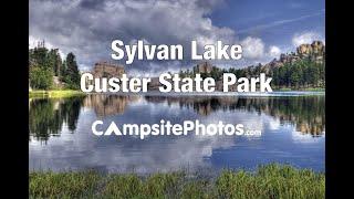 Sylvan Lake Campground, Custer State Park, South Dakota