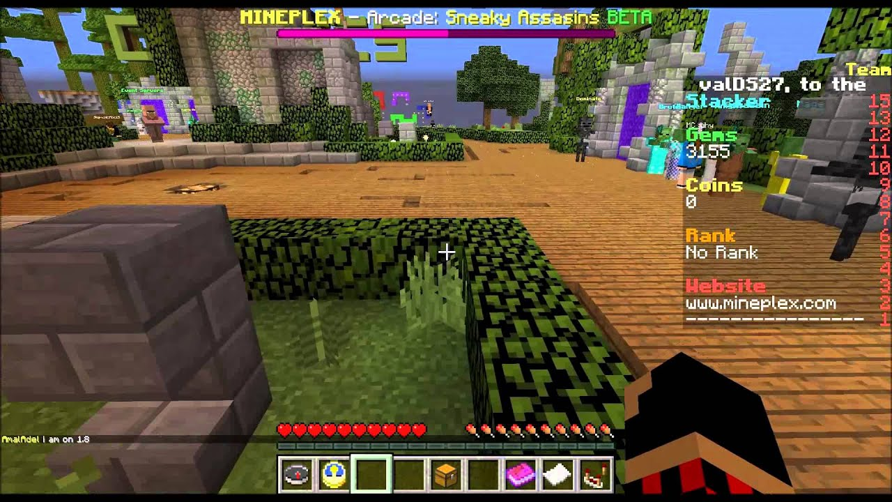 How to Zoom In In Minecraft With your KeyBoard