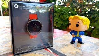 Xiaomi AMAZFIT Pace - Miglior Smartwatch Sportivo Economico Impermeabile! - Recensione Unboxing ITA