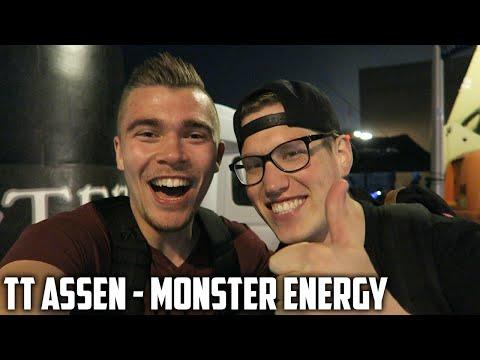 TT ASSEN 2016 w/ MONSTER ENERGY !