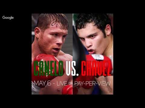 Boxeo Con Cebreros & Encinas - Episodio #64 - OFICIAL: CANELO VS CHAVEZ JR