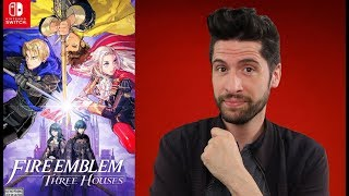 Fire Emblem: Three Houses - Game Review